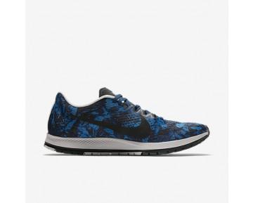 Chaussure Nike Lab Gyakusou Zoom Streak 6 Pour Homme Lifestyle Bleu Bravoure/Beige Clair/Brume De Minuit/Noir_NO. 875850-400