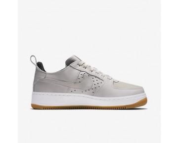 Chaussure Nike Lab Air Force 1 Cmft Tc Low Pour Homme Lifestyle Voile/Noir/Gomme Marron Clair/Voile_NO. 917493-100