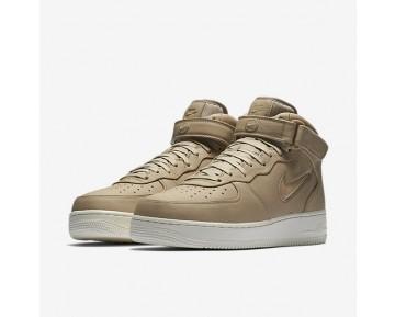 Chaussure Nike Lab Air Force 1 Mid Jewel Pour Homme Lifestyle Champignon/Voile/Champignon_NO. 941913-200