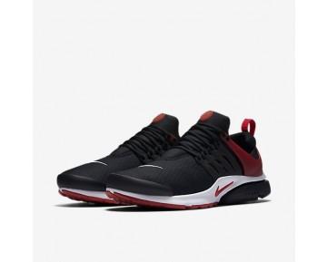 Chaussure Nike Air Presto Essential Pour Homme Lifestyle Noir/Blanc/Rouge Sportif_NO. 848187-002