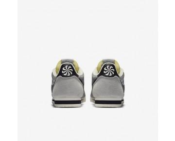 Chaussure Nike Classic Cortez Nylon Aw Pour Homme Lifestyle Argent Mat/Voile/Noir_NO. 844855-001