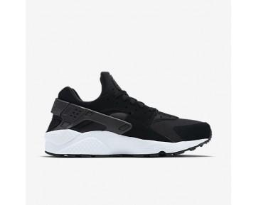 Chaussure Nike Air Huarache Pour Homme Lifestyle Noir/Noir/Blanc/Noir_NO. 318429-035