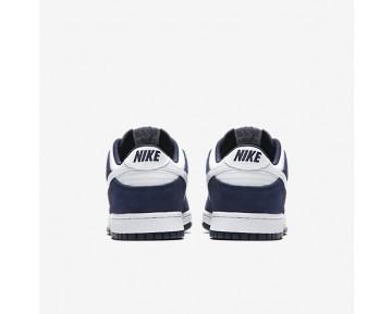 Chaussure Nike Dunk Low Pour Homme Lifestyle Bleu Binaire/Blanc_NO. 904234-400