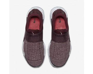 Chaussure Nike Sock Dart Se Premium Pour Homme Lifestyle Bordeaux Nuit/Rouge Université/Blanc/Bordeaux Nuit_NO. 859553-600