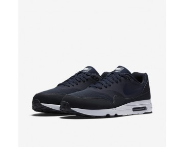 Chaussure Nike Air Max 1 Ultra 2.0 Essential Pour Homme Lifestyle Obsidienne/Platine Pur/Blanc/Obsidienne_NO. 875679-400
