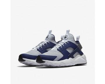 Chaussure Nike Air Huarache Ultra Pour Homme Lifestyle Bleu Binaire/Platine Pur/Anthracite/Noir_NO. 819685-404