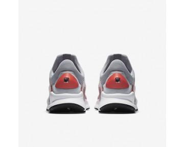 Chaussure Nike Sock Dart Se Pour Homme Lifestyle Orange Max/Gris Loup/Noir_NO. 911404-800