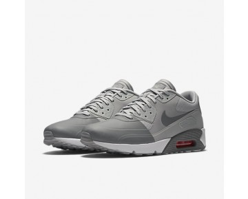 Chaussure Nike Air Max 90 Ultra 2.0 Se Pour Homme Lifestyle Gris Froid/Gris Loup/Blanc/Gris Froid_NO. 876005-001