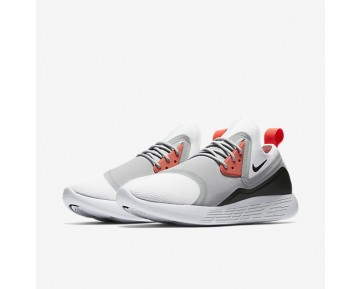 Chaussure Nike Lunarcharge Essential Bn Pour Homme Lifestyle Gris Loup/Noir/Blanc/Blanc_NO. 933811-010