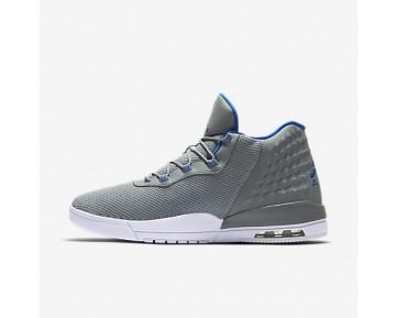 Chaussure Nike Jordan Academy Pour Homme Lifestyle Gris Froid/Blanc/Jaillir_NO. 844515-007