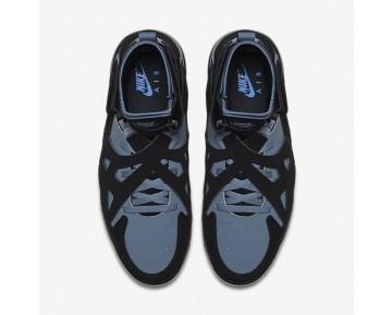 Chaussure Nike Air Unlimited Pour Homme Lifestyle Noir/Ardoise/Ultra Marine/Blanc_NO. 889013-003