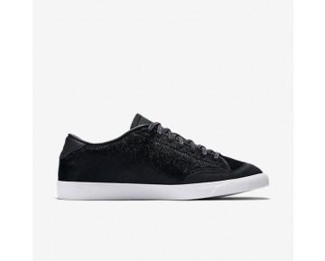 Chaussure Nike All Court 2 Low Lx Pour Homme Lifestyle Noir/Blanc/Noir_NO. 875789-001