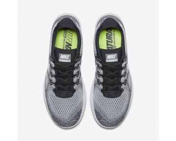 Chaussure Nike Free Rn 2017 Pour Homme Running Gris Loup/Platine Pur/Noir/Blanc Cassé_NO. 880839-002