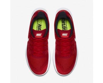 Chaussure Nike Free Rn 2017 Pour Homme Running Rouge Électrique/Rouge Piste/Cramoisi Total/Blanc Cassé_NO. 880839-601