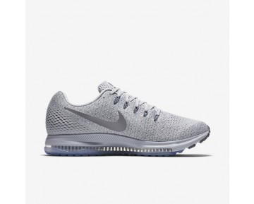 Chaussure Nike Zoom All Out Low Pour Homme Running Platine Pur/Gris Loup/Gris Froid_NO. 878670-010