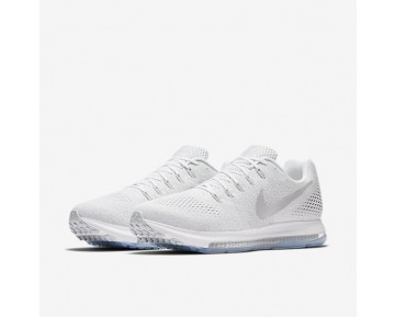 Chaussure Nike Zoom All Out Low Pour Homme Running Blanc/Platine Pur_NO. 878670-101