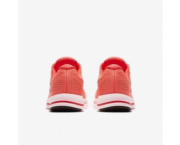 Chaussure Nike Air Zoom Vomero 12 Pour Homme Running Mangue Brillant/Cramoisi Brillant/Melon Pâle/Bleu Binaire_NO. 863762-801