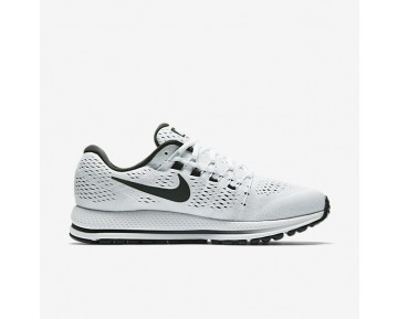 Chaussure Nike Air Zoom Vomero 12 Pour Homme Running Blanc/Platine Pur/Noir_NO. 863762-100