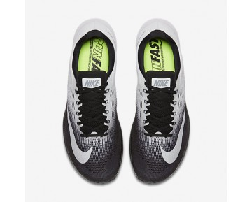 Chaussure Nike Air Zoom Elite 9 Pour Homme Running Noir/Discret/Blanc_NO. 863769-001