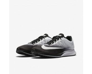 Chaussure Nike Air Zoom Elite 9 Pour Homme Running Noir/Discret/Blanc_NO. 863769-001