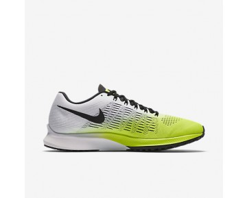 Chaussure Nike Air Zoom Elite 9 Pour Homme Running Volt/Blanc/Noir_NO. 863769-701