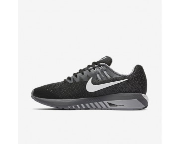 Chaussure Nike Air Zoom Structure 20 Pour Homme Running Noir/Gris Froid/Gris Loup/Blanc_NO. 849576-003