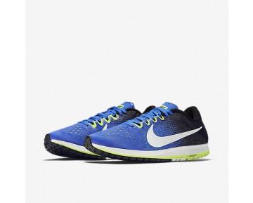 Chaussure Nike Zoom Streak 6 Pour Homme Running Hyper Cobalt/Noir/Vert Ombre/Blanc_NO. 831413-410