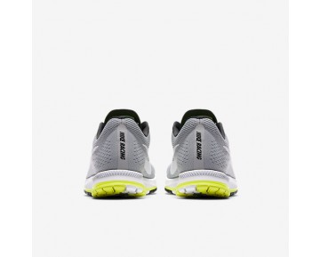 Chaussure Nike Zoom Streak 6 Pour Homme Running Gris Loup/Anthracite/Volt/Blanc_NO. 831413-007