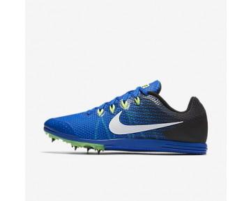 Chaussure Nike Hyper Cobalt/Noir/Vert Ombre/Blanc Pour Homme Running Hyper Cobalt/Noir/Vert Ombre/Blanc_NO. 806556-413
