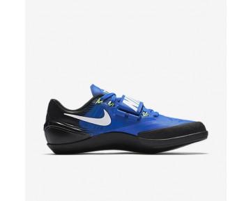 Chaussure Nike Zoom Rotational 6 Pour Homme Running Hyper Cobalt/Noir/Vert Ombre/Blanc_NO. 685131-413