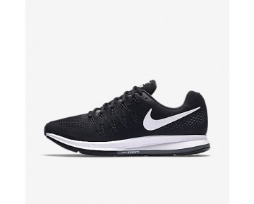 Chaussure Nike Air Zoom Pegasus 33 Pour Homme Running Noir/Anthracite/Gris Froid/Blanc_NO. 831352-001