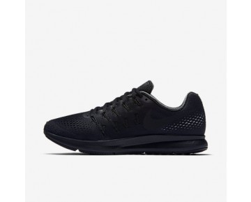 Chaussure Nike Air Zoom Pegasus 33 Pour Homme Running Noir/Anthracite/Gris Foncé/Noir_NO. 831352-005