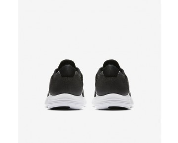 Chaussure Nike Lunar Converge Pour Homme Running Noir/Anthracite/Blanc/Argent Mat_NO. 852462-001