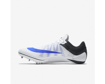 Chaussure Nike Zoom Ja Fly 2 Pour Homme Running Blanc/Noir/Bleu Coureur_NO. 705373-100