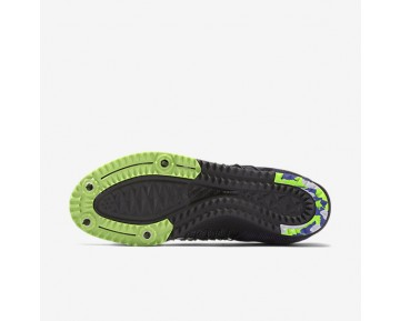 Chaussure Nike Victory Xc 3 Pour Homme Running Noir/Volt/Blanc_NO. 654693-017
