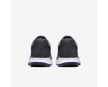 Chaussure Nike Air Zoom Pegasus 33 Pour Homme Running Gris Loup/Gris Foncé/Bleu Photo/Noir_NO. 831354-004