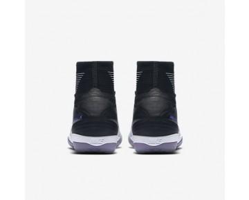 Chaussure Nike Mercurialx Proximo Ii Ic Pour Homme Football Noir/Hyper Raisin/Gris Loup/Noir_NO. 831976-005