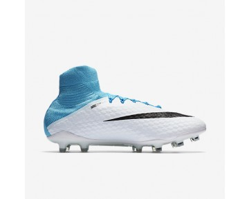 Chaussure Nike Hypervenom Phatal Iii Dynamic Fit Fg Pour Homme Football Bleu Photo/Blanc/Bleu Chlorine/Noir_NO. 878640-104