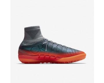 Chaussure Nike Mercurialx Proximo Ii Cr7 Tf Pour Homme Football Gris Froid/Gris Loup/Cramoisi Total/Hématite Métallique_NO. 878648-001