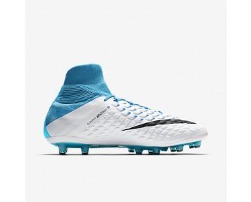 Chaussure Nike Hypervenom Phantom 3 Df Pour Homme Football Bleu Photo/Blanc/Bleu Chlorine/Noir_NO. 852550-104