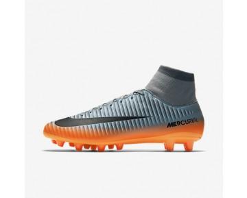 Chaussure Nike Mercurial Victory Vi Dynamic Fit Cr7 Ag-Pro Pour Homme Football Gris Froid/Gris Loup/Cramoisi Total/Hématite Métallique_NO. 903602-001