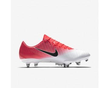 Chaussure Nike Mercurial Vapor Xi Sg-Pro Pour Homme Football Rose Coureur/Blanc/Noir_NO. 831941-601