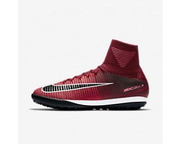 Chaussure Nike Mercurialx Proximo Ii Tf Pour Homme Football Rouge Équipe/Rose Coureur/Blanc/Noir_NO. 831977-606