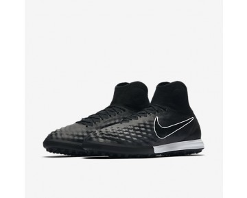 Chaussure Nike Magistax Proximo Ii Tf Pour Homme Football Gris Foncé/Volt/Gris Froid/Noir_NO. 843958-007