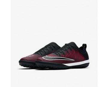 Chaussure Nike Mercurialx Finale Ii Pour Homme Football Rouge Équipe/Rose Coureur/Blanc/Noir_NO. 831975-606