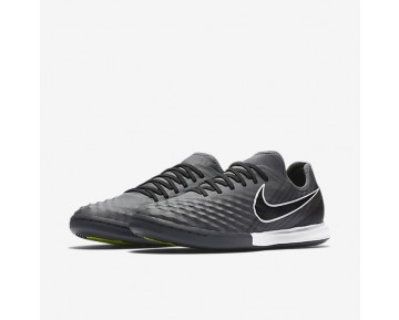 Chaussure Nike Magistax Finale Ii Ic Pour Homme Football Gris Foncé/Blanc/Volt/Noir_NO. 844444-001