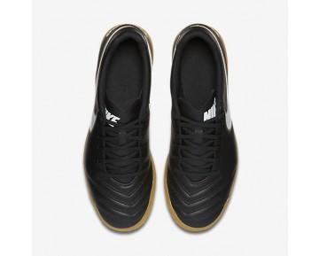 Chaussure Nike Tiempo Rio Iii Ic Pour Homme Football Noir/Blanc_NO. 819234-010