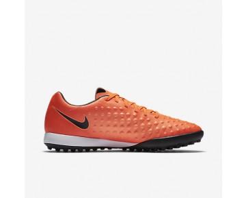 Chaussure Nike Magista Onda Ii Tf Pour Homme Football Cramoisi Total/Mangue Brillant/Noir_NO. 844417-808