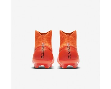Chaussure Nike Magista Orden Ii Ag-Pro Pour Homme Football Cramoisi Total/Rouge Université/Mangue Brillant/Noir_NO. 843811-806