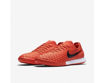Chaussure Nike Magistax Finale Ii Ic Pour Homme Football Orange Max/Cramoisi Total/Noir_NO. 844444-808